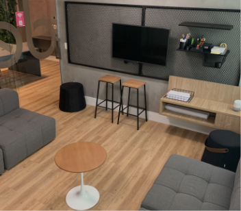 Sala de Design Thinking